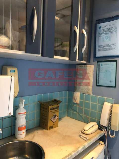 WhatsApp Image 2019-11-23 at 1 - Excelente sala na Barra da Tijuca. Com vaga. Com área externa. - GASL00021 - 18