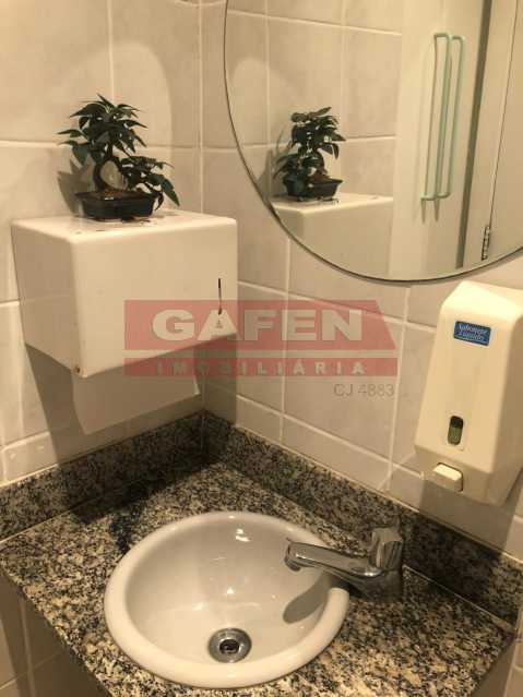 WhatsApp Image 2019-11-23 at 1 - Excelente sala na Barra da Tijuca. Com vaga. Com área externa. - GASL00021 - 20