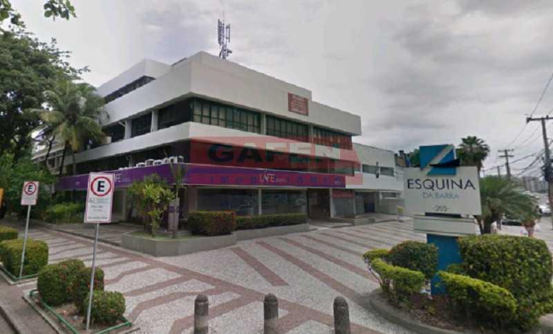 WhatsApp Image 2019-12-09 at 1 - Sala na Barra da Tijuca. Jardim Oceânico. Com vaga. - GASL00023 - 3