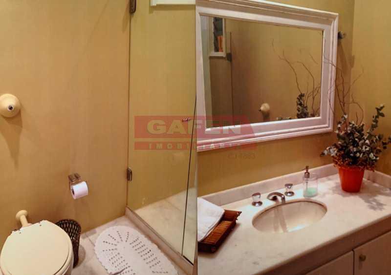 Leme 13. - Apartamento Leme, Rio de Janeiro, RJ Para Alugar, 3 Quartos, 110m² - GAAP30567 - 14