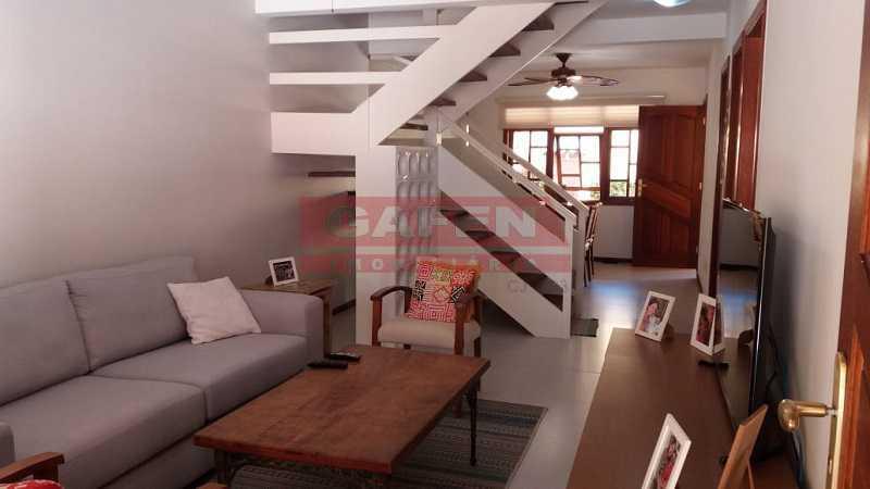 WhatsApp Image 2020-02-12 at 0 - Excelente casa duplex DE condomínio com piscina. 4 quartos. Em condomínio. 4 vagas. Freguesia. Jacarepaguá. - GACN40006 - 4