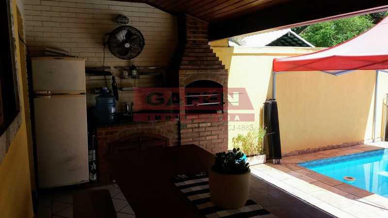 WhatsApp Image 2020-02-12 at 0 - Excelente casa duplex DE condomínio com piscina. 4 quartos. Em condomínio. 4 vagas. Freguesia. Jacarepaguá. - GACN40006 - 6