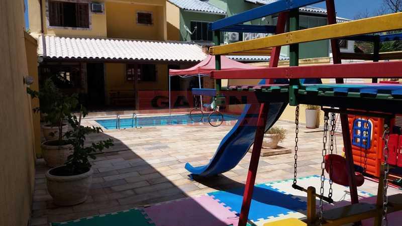 WhatsApp Image 2020-02-12 at 0 - Excelente casa duplex DE condomínio com piscina. 4 quartos. Em condomínio. 4 vagas. Freguesia. Jacarepaguá. - GACN40006 - 8