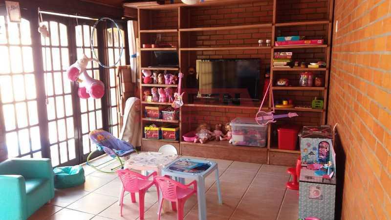 WhatsApp Image 2020-02-12 at 0 - Excelente casa duplex DE condomínio com piscina. 4 quartos. Em condomínio. 4 vagas. Freguesia. Jacarepaguá. - GACN40006 - 9