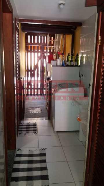 WhatsApp Image 2020-02-12 at 0 - Excelente casa duplex DE condomínio com piscina. 4 quartos. Em condomínio. 4 vagas. Freguesia. Jacarepaguá. - GACN40006 - 13