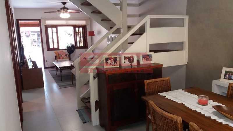 WhatsApp Image 2020-02-12 at 0 - Excelente casa duplex DE condomínio com piscina. 4 quartos. Em condomínio. 4 vagas. Freguesia. Jacarepaguá. - GACN40006 - 5