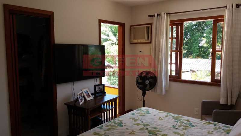 WhatsApp Image 2020-02-12 at 0 - Excelente casa duplex DE condomínio com piscina. 4 quartos. Em condomínio. 4 vagas. Freguesia. Jacarepaguá. - GACN40006 - 16