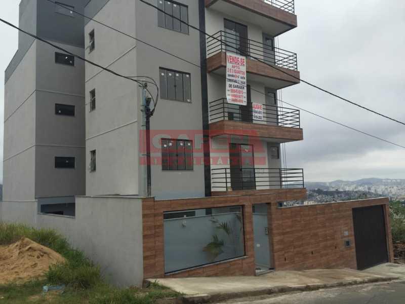 OlindaColucciTristao 3. - Apartamento 2 quartos à venda Vivendas da Serra, Juiz de Fora - R$ 238.000 - GAAP20481 - 4