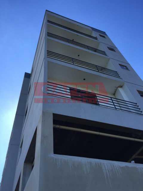 OlindaColucciTristao 8. - Apartamento 2 quartos à venda Vivendas da Serra, Juiz de Fora - R$ 238.000 - GAAP20481 - 7