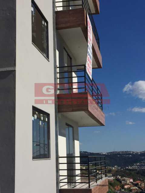 OlindaColucciTristao 12. - Apartamento 2 quartos à venda Vivendas da Serra, Juiz de Fora - R$ 238.000 - GAAP20481 - 11