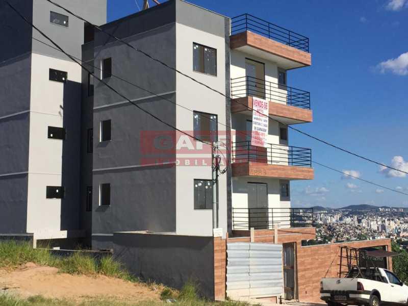 OlindaColucciTristao 13. - Apartamento 2 quartos à venda Vivendas da Serra, Juiz de Fora - R$ 238.000 - GAAP20481 - 12