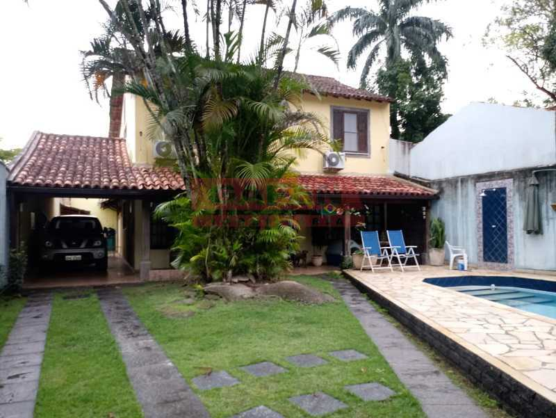 fd4e478d-1e72-49e5-8fcf-f91ff5 - Casa em Condomínio 4 quartos à venda Jacarepaguá, Rio de Janeiro - R$ 1.450.000 - GACN40010 - 1