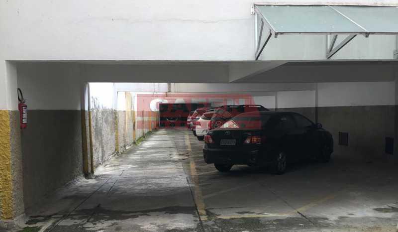 20- Garagem. - EXCELENTE APARTAMENTO NA PRAIA DO FLAMENGO ! - GAAP30631 - 17