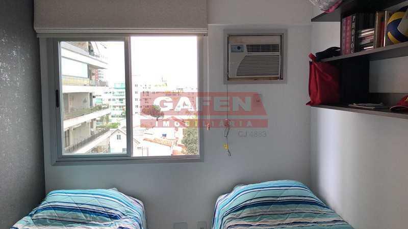 WhatsApp Image 2020-07-31 at 1 - Excelente 3 quartos na Barra da Tijuca. Lazer total. Vaga dupla. - GAAP30635 - 9