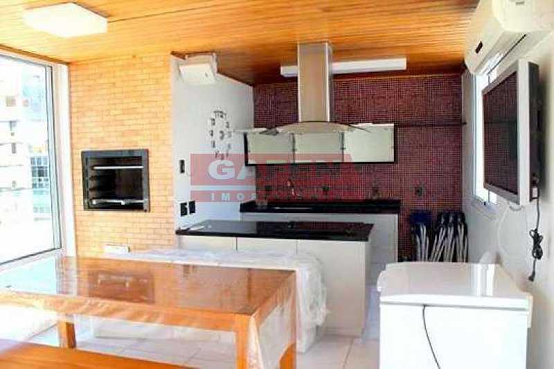 dafb9d986310eba0859d820f02ac47 - EXCELENTE COBERTURA TRIPLEX NA AV VIEIRA SOUTO !!!!!! - GACO40043 - 9