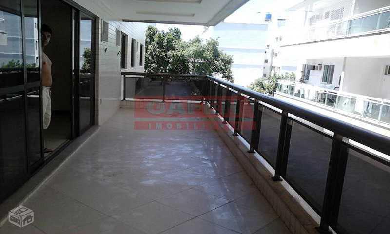 WhatsApp Image 2020-09-08 at 1 - Excelente apartamento no Recreio. 3 quartos, duas vagas e varandão. - GAAP30645 - 3