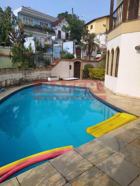 WhatsApp Image 2020-09-10 at 1 - Excelente casa em condomínio na Taquara. Piscina, 5 quartos. - GACN50009 - 1
