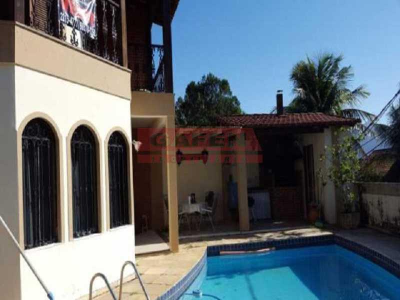 WhatsApp Image 2020-09-10 at 1 - Excelente casa em condomínio na Taquara. Piscina, 5 quartos. - GACN50009 - 3