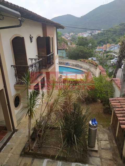 WhatsApp Image 2020-09-10 at 1 - Excelente casa em condomínio na Taquara. Piscina, 5 quartos. - GACN50009 - 4