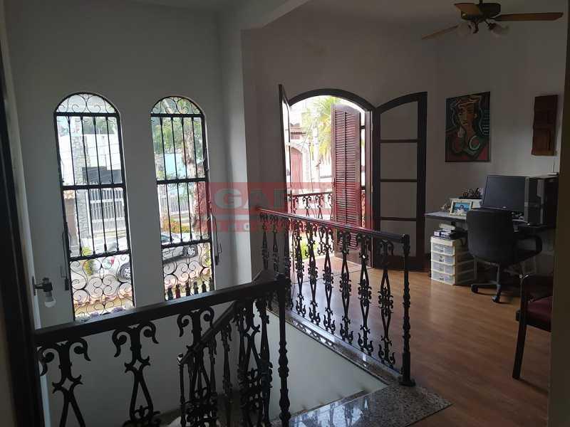 WhatsApp Image 2020-09-10 at 1 - Excelente casa em condomínio na Taquara. Piscina, 5 quartos. - GACN50009 - 6
