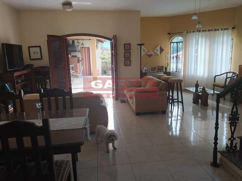 WhatsApp Image 2020-09-10 at 1 - Excelente casa em condomínio na Taquara. Piscina, 5 quartos. - GACN50009 - 7