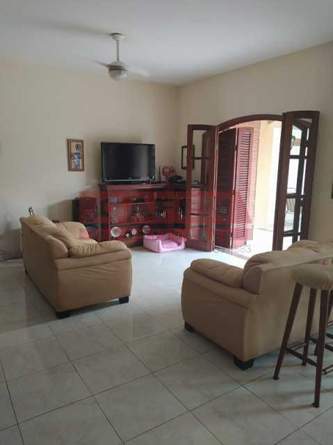 WhatsApp Image 2020-09-10 at 1 - Excelente casa em condomínio na Taquara. Piscina, 5 quartos. - GACN50009 - 8
