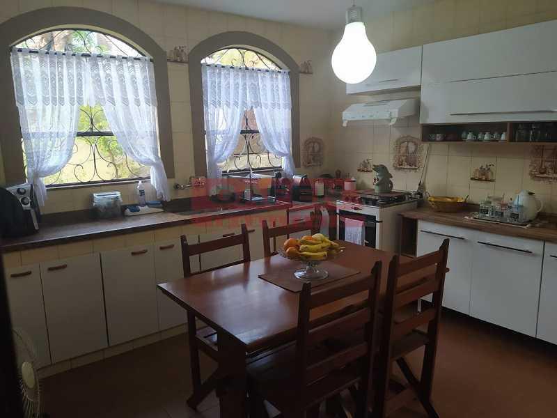 WhatsApp Image 2020-09-10 at 1 - Excelente casa em condomínio na Taquara. Piscina, 5 quartos. - GACN50009 - 10
