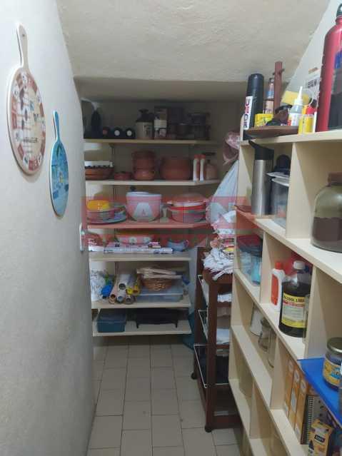 WhatsApp Image 2020-09-10 at 1 - Excelente casa em condomínio na Taquara. Piscina, 5 quartos. - GACN50009 - 20