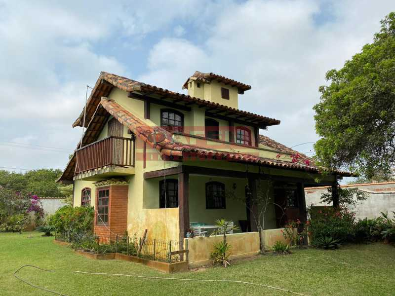 Greta 1. - Casa 2 quartos à venda Praia Baía Formosa, Praia,Armação dos Búzios - R$ 890.000 - GACA20003 - 1