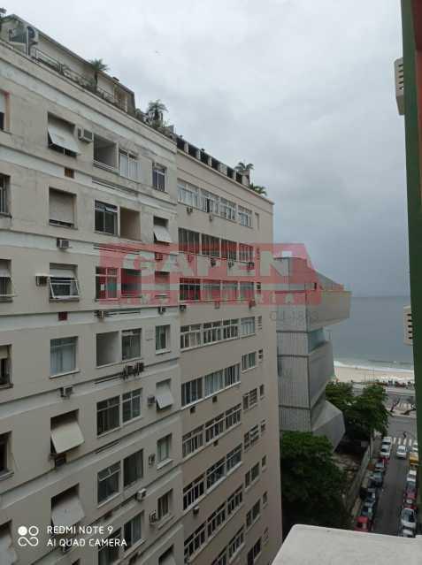 39599518-9767-45fb-b068-5ce3c1 - Kitnet/Conjugado 25m² para alugar Copacabana, Rio de Janeiro - R$ 1.400 - GAKI00084 - 1
