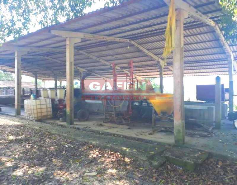F191_13 1 - EXCELENTE FAZENDA COM 470 ALQUEIRES EM CAMPOS-RJ. - GAFA00007 - 10