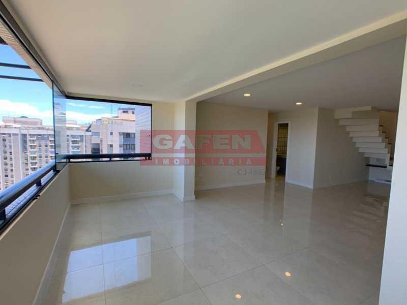 2ae3d32d-712c-42c8-92ad-8214e1 - Excelente Cobertura Duplex de 270 m² com vista Mar em Frente ao Rio Desing Barra - GACO30062 - 4
