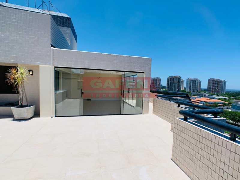 8200e9d4-5586-47f0-af7f-41e1b1 - Excelente Cobertura Duplex de 270 m² com vista Mar em Frente ao Rio Desing Barra - GACO30062 - 18
