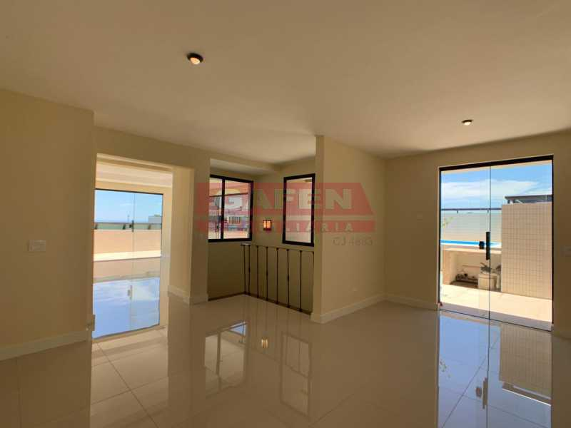764628db-b173-42e9-b343-cb47a1 - Excelente Cobertura Duplex de 270 m² com vista Mar em Frente ao Rio Desing Barra - GACO30062 - 17