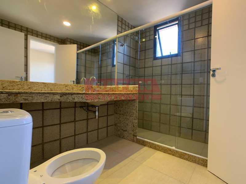 b2719693-180e-48ed-a848-6c9088 - Excelente Cobertura Duplex de 270 m² com vista Mar em Frente ao Rio Desing Barra - GACO30062 - 10
