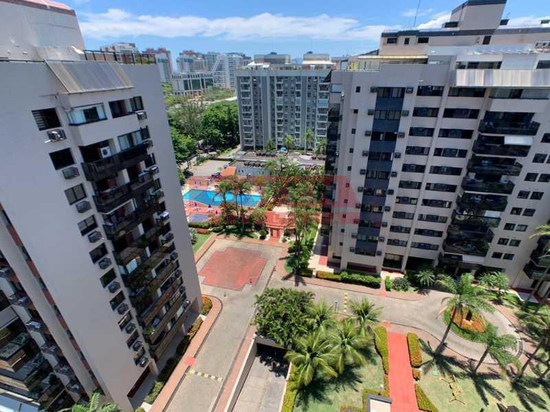 d1df0220-5760-4aea-b11d-9ebcf9 - Excelente Cobertura Duplex de 270 m² com vista Mar em Frente ao Rio Desing Barra - GACO30062 - 21