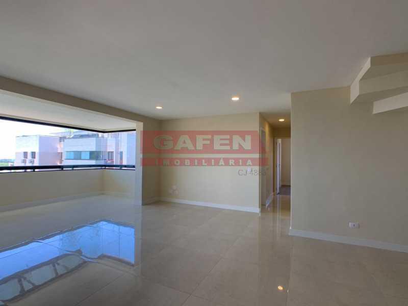 d0708527-2843-465e-9bfd-b45410 - Excelente Cobertura Duplex de 270 m² com vista Mar em Frente ao Rio Desing Barra - GACO30062 - 5