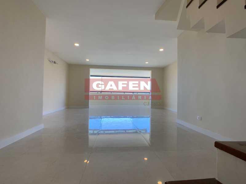fec6f0f4-62fc-4150-83d7-43763f - Excelente Cobertura Duplex de 270 m² com vista Mar em Frente ao Rio Desing Barra - GACO30062 - 3