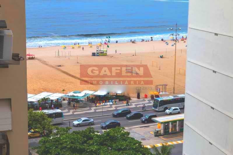 72936_G1581342049 - EXCELENTE FLAT COM VISTA LATERAL PARA O MAR !!!!!! - GAFL20015 - 1