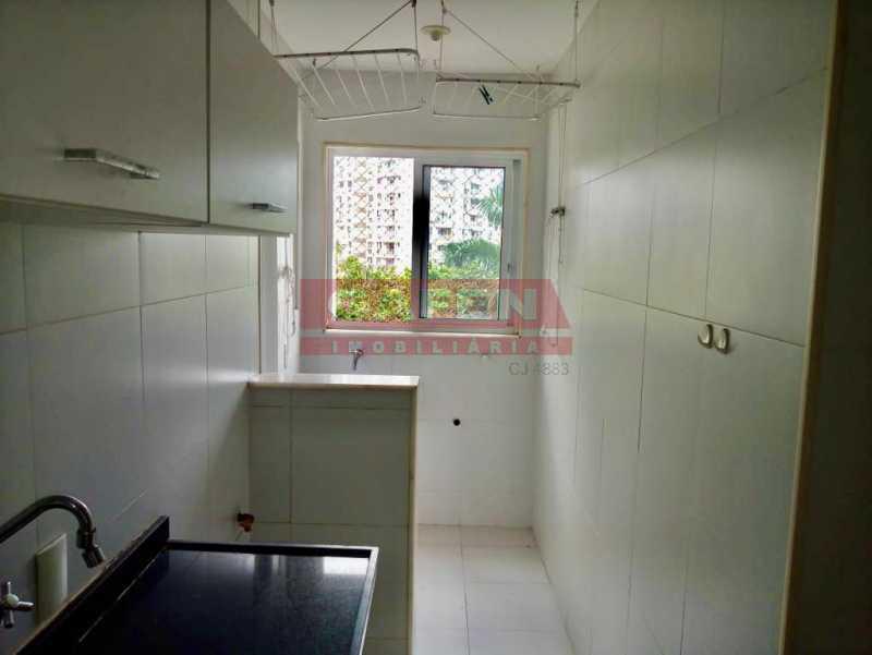 7192aedf-faa3-4479-98b6-c4973a - Apartamento 3 quartos no Humaitá. - GAAP30767 - 16