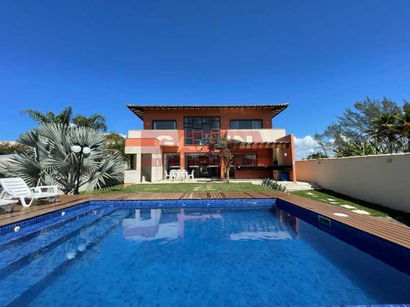 WhatsApp Image 2021-04-19 at 1 - Maravilhosa Casa na Marina de Búzios - GACA60004 - 1