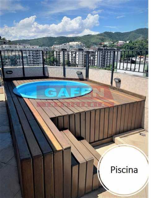 29c51de7-428e-4c6c-90e7-577a79 - Cobertura 4 quartos à venda Anil, Rio de Janeiro - R$ 680.000 - GACO40059 - 3