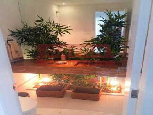 FOTO11 - Sensacional apartamento na Lagoa. Finamente decorado. - GAAP40146 - 11