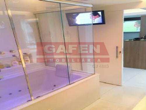 FOTO14 - Sensacional apartamento na Lagoa. Finamente decorado. - GAAP40146 - 14