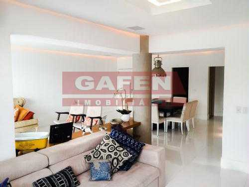 FOTO4 - Sensacional apartamento na Lagoa. Finamente decorado. - GAAP40146 - 4