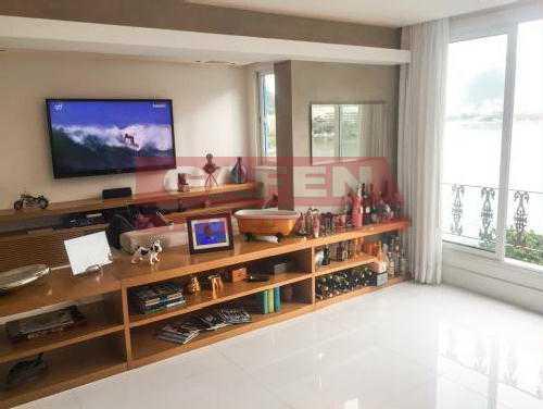 FOTO5 - Sensacional apartamento na Lagoa. Finamente decorado. - GAAP40146 - 5