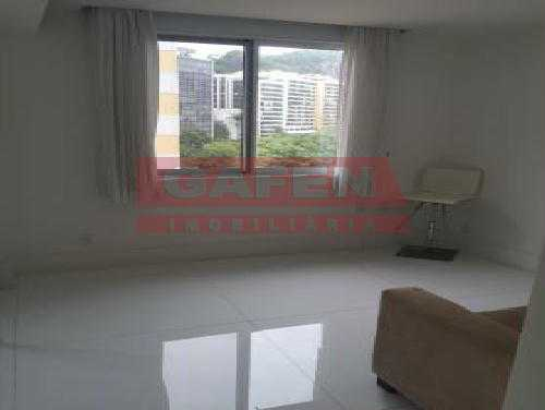 FOTO8 - Sensacional apartamento na Lagoa. Finamente decorado. - GAAP40146 - 8