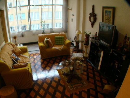 FOTO2 - Excelente apartamento em Copacabana. - GA30087 - 3