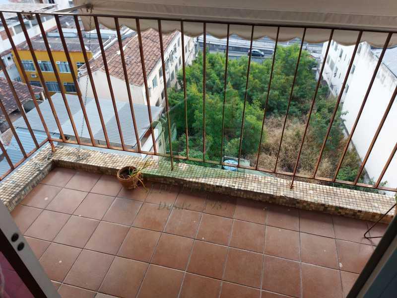WhatsApp Image 2021-08-09 at 1 - Apartamento 2 quartos à venda Rio de Janeiro,RJ - R$ 130.000 - VLAP20375 - 14