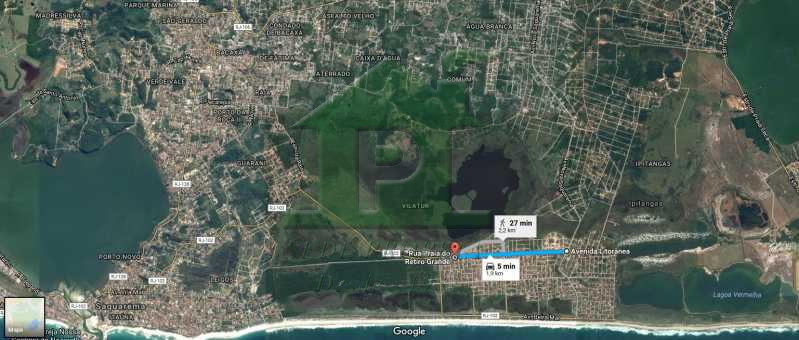 localização casas bruno II - Casa em Condominio PARA ALUGAR, Vilatur, Saquarema, RJ - VLCN20010 - 8